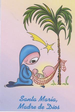 Resultado de imagen para imagenes de maria madre de dios para niños